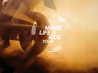 BMW Motorrad - Make Life a Ride Tour