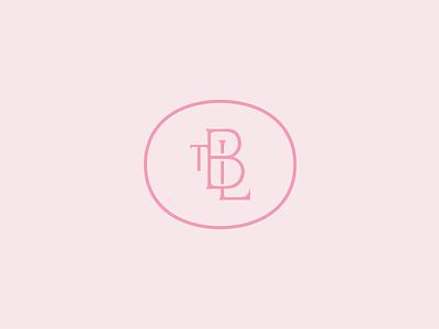 The Beauty Lab Logo mark design logo identity branding design branding hair salon beauty logo