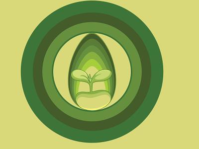 Seed Sowers Logo Vector Design Template graphic design creative design logo illustration abstract graphic vector seed seed sower