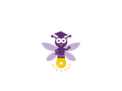Childhood Education Center logo design abstract vector illustration graphic childhood education center bright ideas