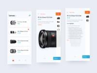 Lens Shop