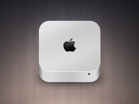 iOS Icon for Mac mini