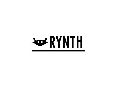 Rynth symbols icons favicons emblems cleanlogos whatsnew modernlogos simplelogos minimallogos logos
