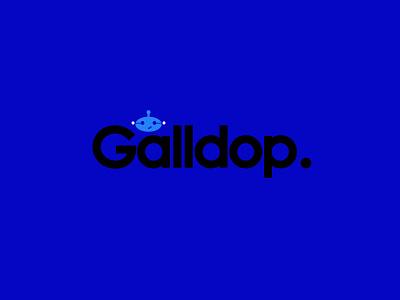 Galldop applogos appicons robotlogos robots companynames logosandcompanynames icons marks emblems whatsnew modernlogos cleanlogos simplelogos minimallogos logos
