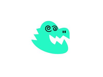 Crazy Dinosaur marks appicons applogos reptilelogos reptiles dinosaurlogos dinosaurs dinosaur logo illustration design emblems whatsnew modernlogos cleanlogos simplelogos minimallogos logos