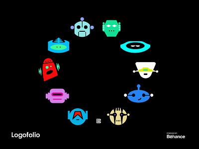 Logofolio 2 - Powered by Behance portfolio symbols marks robotlogos applogos favicons logo logofolio behance emblems whatsnew modernlogos cleanlogos simplelogos minimallogos logos