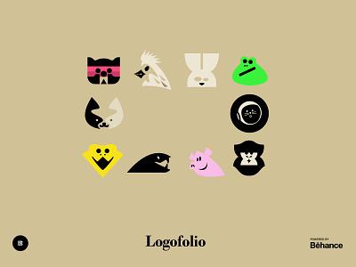 Logofolio 3 - Powered by Behance logo emblems whatsnew modernlogos cleanlogos simplelogos minimallogos logos