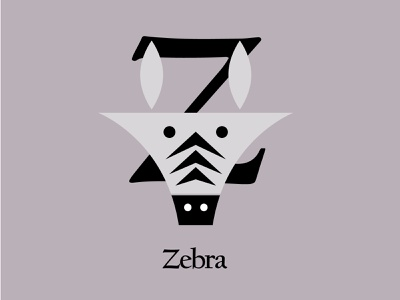 Letters of the Alphabet - Z marks appicons applogos letterz alphabet favicons animallogos animal animals zebras zebralogos zebra logo emblems whatsnew modernlogos cleanlogos simplelogos minimallogos logos