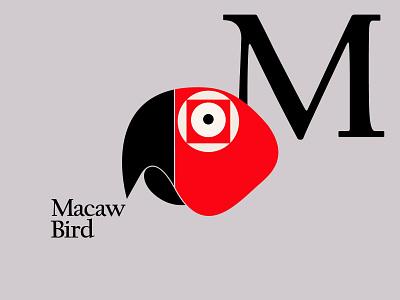 Letters of the Alphabet - M appicons applogos symbols marks favicons icons macawbird birdlogos birds bird animal animallogos animals emblems whatsnew modernlogos cleanlogos simplelogos minimallogos logos