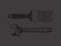 Paintbrush Wrench