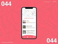 Daily UI 044 - Favorites