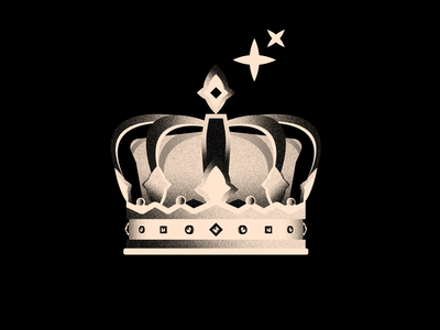 Vectober 7 - Fancy illustrator vectober 2d royal prince back white illustration shadow light inktober fancy queen king crown flatdesign vector flat design