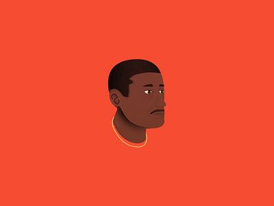 Clayvon Barksdale - Leanbois lirik minimal leanbois graphic design design red textures gtarp barksdale clayvon twitch portrait vectors texture mustache illustration flat 2d vector illustrator