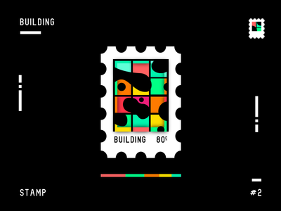 Building - Stamp Collection #2