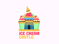 Ice cream Castle