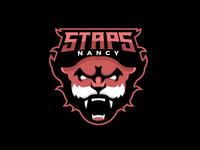 STAPS Nancy Logo design