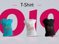 T-Shirt 2019 New