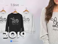 T-Shirt New 2019