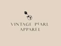Custom logo for Vintage Pearl Apparel