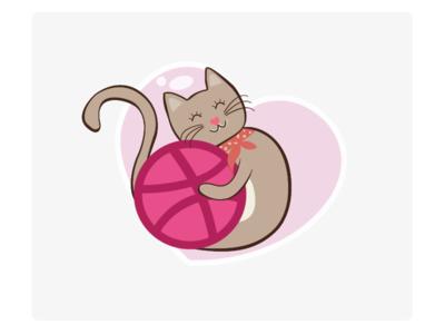 dribbble cat lover!