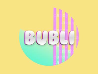 bubli candy