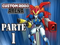 Custom Robo Arena full game free pc, download, play. Custom R