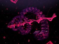 Generative Spiral, Mograph experiment