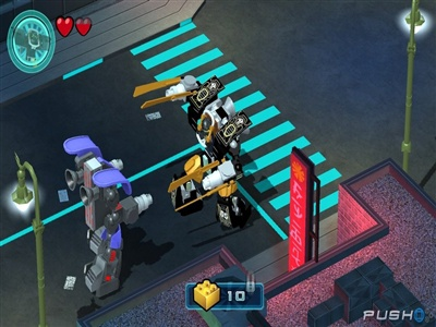 LEGO Ninjago: Nindroids full game free pc, download, play. LE