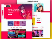 Freakmarket - New Fashion Web Design