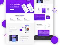 MimiApp | App Landing Page