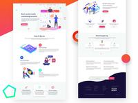 Social Media Marketing Web Design