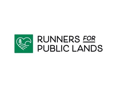 Runners for Public Lands Logo
