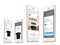 Mobile Site Ecommerce