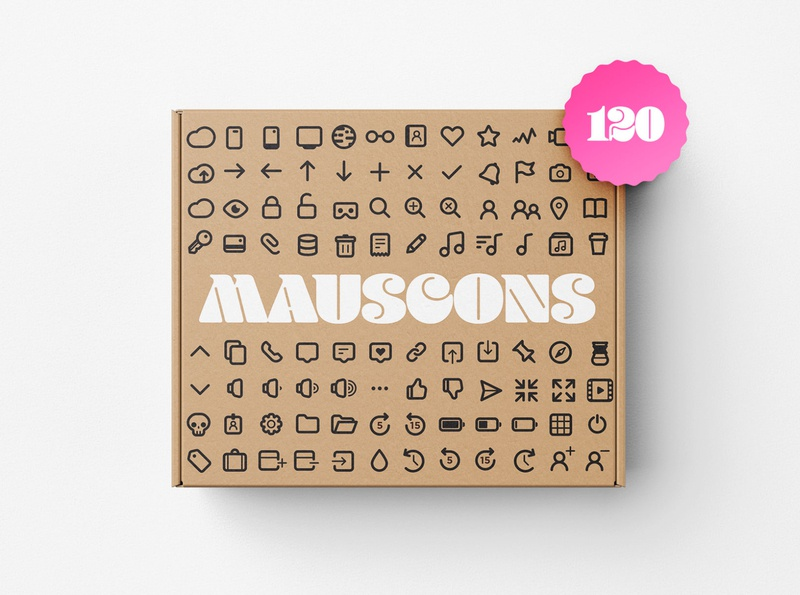 MausCons ios ui icon icons pack pack iconset icons