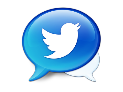 Twitter twitter icon blue