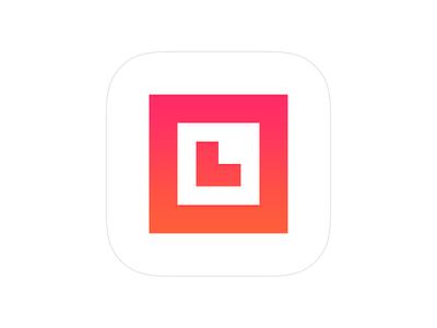 Icon for Squared Eyes icon eye ios tv