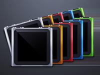 Fast iPod Nano's approaching