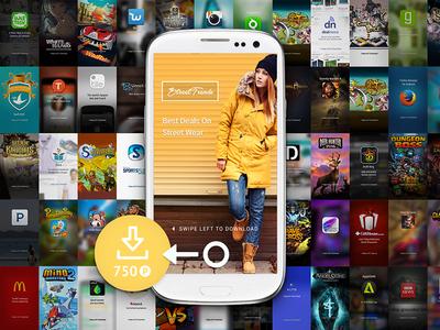 Fronto Lockscreen App