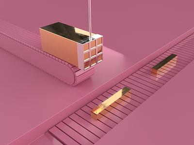 project concept colors illustration cinema4d render redshift abstract 3d art 3d