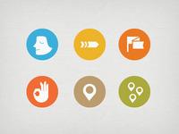 AOK mobile Icons