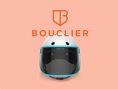 Bouclier Visors visor bicycle helmet ride shade sun bike identity