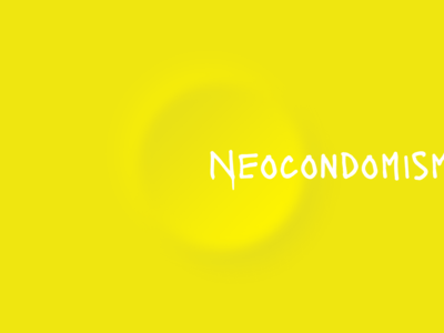 Neocondomism (Neomorphism) Design
