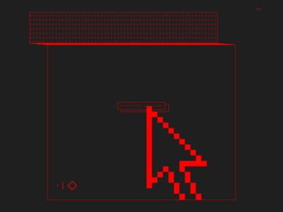 ORDER LOGO / ЗАКАЗАТЬ ЛОГОТИП hover minimal clean windows pixel kazaligor dark creative red poster logodesign design illustration typography graphic design logo design logo logopron branding identity