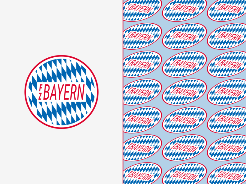 FZBayern Logo digitalart art top new awesome bayern instagram inspiration football sport mark logodesign logotype branding graphic design typography logo design identity logo logopron