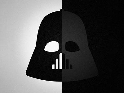 """""""The Dark Site"""". ui starwars quarantine netflix logo 2020 trend konamicode graphic disney darthvader darkside darkmode portfolio website webdesign css brand design branding blackandwhite 2020"""