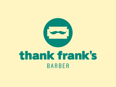 Thank Frank's — Barber Shop
