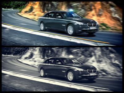 Chasing The Elegance - Photo Manipulation