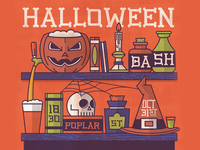 Halloween Bash 2015