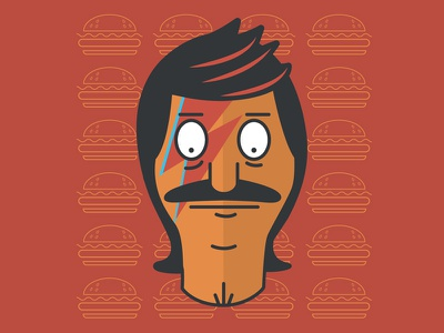 David Bobby or Bob's Bowie? david bowie bobs burgers