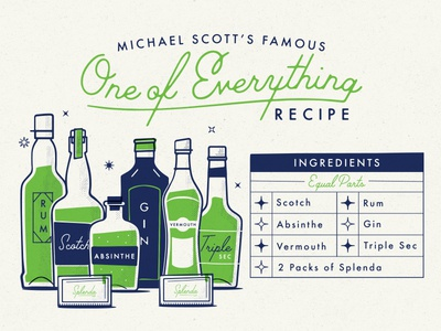 One of Everything Recipe